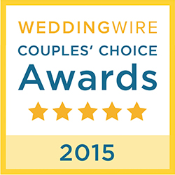 Wedding Wire Couples' Choice 2015